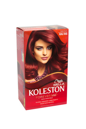 Koleston Kit Saç Boyası 66/46 Vişne Kızılı