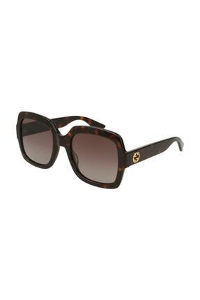 Gucci Gg0036s (012) Polarize Kadın Güneş Gözlüğü