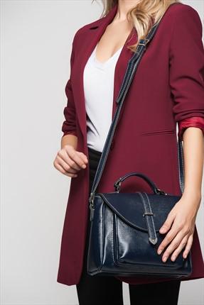 Housebags Lacivert Kadın Çanta 843
