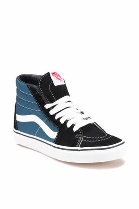 Vans SK8-HI Lacivert Unisex Sneaker 100254847