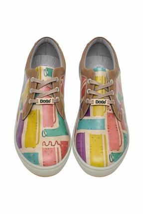 Dogo Çok Renkli Kadın Ayakkabı DGS017-CRD006