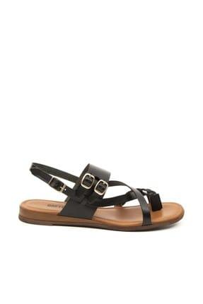 Greyder Kadın Sıyah Sandalet 9Y2WS55128