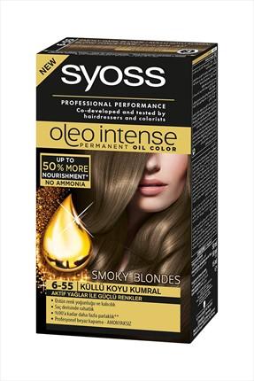 Syoss Oleo Intense Color 6-55 Küllü Koyu Kumral