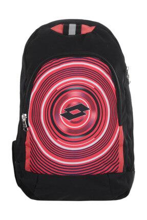 Lotto Unisex Sırt Çantası - Unıverse Backpack Unisex Sırt Çantası Siyah - R2096