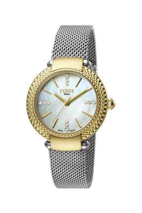 Ferre Milano Kadın Gümüş Renk Kol Saati