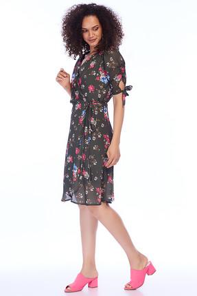 Pitti Kadın Haki Elbise 51026