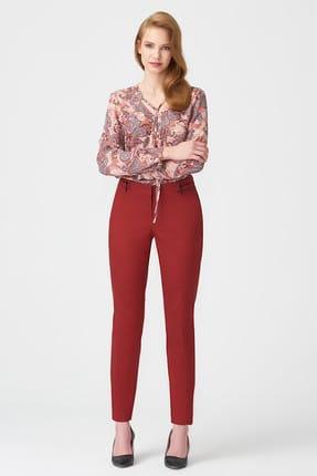 Naramaxx Kadın Kiremit Pantolon 17K11113Y362
