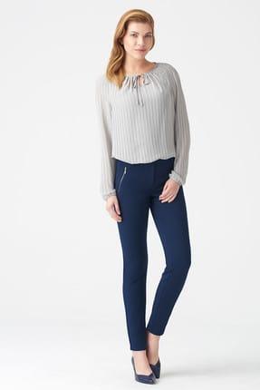 Naramaxx Kadın Lacivert Pantolon 17K11113Y353