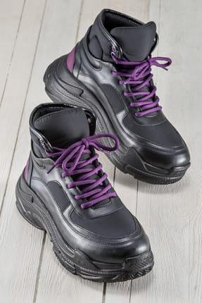 Elle UTRERA Siyah Kadın Sneaker