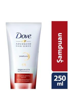 Dove İşlem g Örmüş Ve Yıpranmış Saçlar İçin Şampuan 250 ml