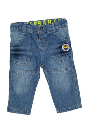 Fenerbahçe Lacivert Lisanslı Unisex Bebek Pantolon Lacivert  6727