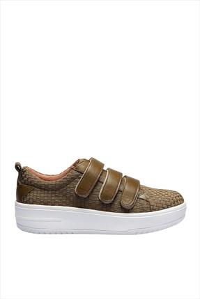 İnci Haki Kadın Ayakkabı 120120227086