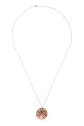 Coquet Kadın Line Gümüş Kolye 19KG9U24M702