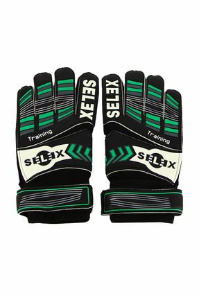 Selex Training Siyah-Yeşil Kaleci Eldiveni