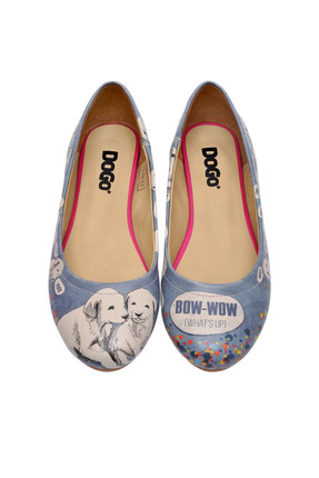 Dogo Çok Renkli Kadın Ayakkabı DGBBT017-017