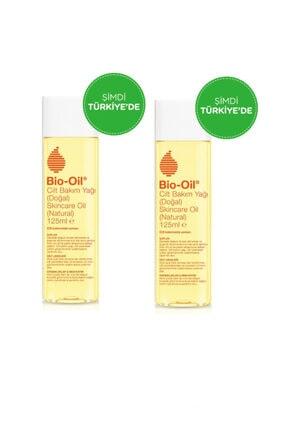 Bio Oil 14 Bitki Özü Içeren Vegan Cilt Bakım Yağı 125 ml X2 Adet