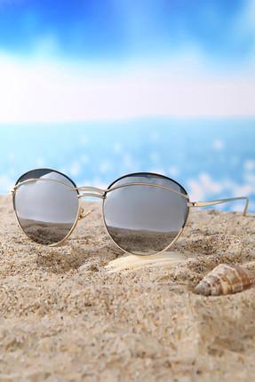 Di Caprio Kadın Oval Güneş Gözlüğü DTX1114D