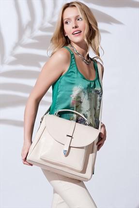 Housebags Bej Kadın Çanta 780