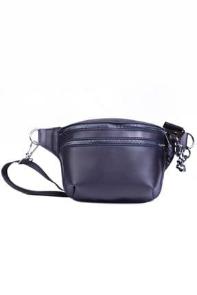 Housebags Lacivert Kadın Bel Çantası 148