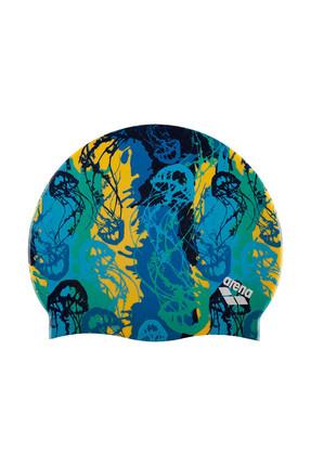 Arena Unisex Bone & Deniz Gözlüğü - 1E368721 Print 2 - 1E368721
