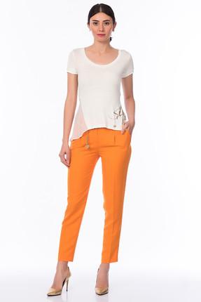 Gizia Kadın Turuncu Pantolon M14Y1P0141