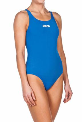 Arena Kadın Mayo - 2A24272 W Solid Swim Pro - 2A24272