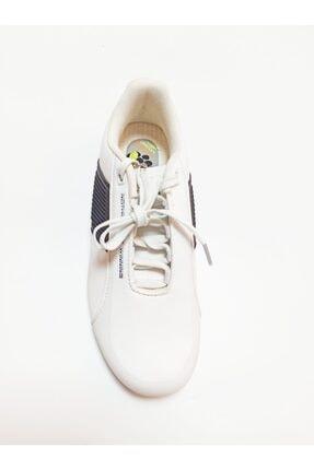 Lescon Unisex Beyaz Sneakers Ayakkabı