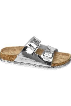Graceland Deichmann Kadın Gümüş Terlik