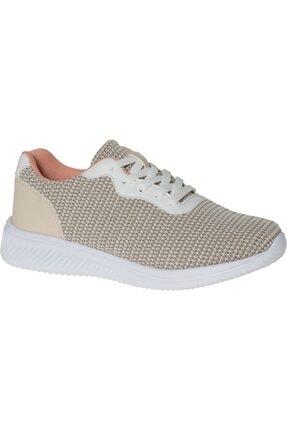 Graceland Deichmann Kadın  Bej Sneaker