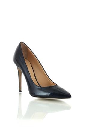 POLETTO Kadın Ayakkabı 2536 05 Rugan Sımlı 1318 R5057-(10.5 Cm)
