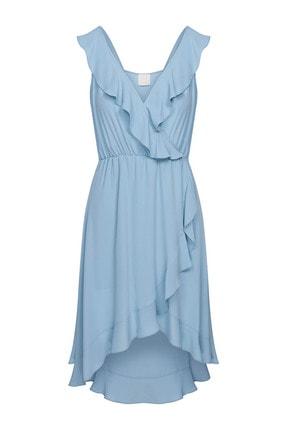 W Collection Kadın Askılı Mini Elbise