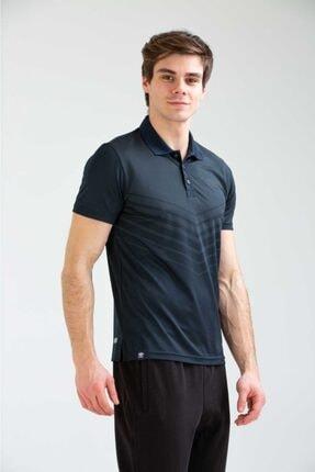 Umbro Erkek Lacivert  Polo Yaka T-shirt