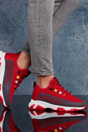 DARK SEER Kırmızı Kadın Sneaker DS.PMD11