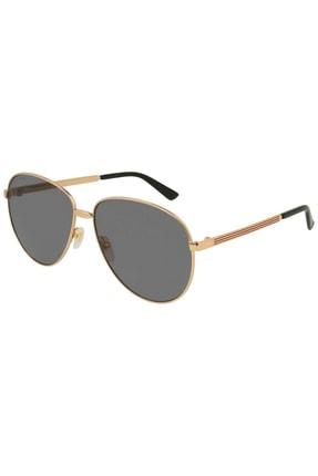 Gucci Unisex Güneş Gözlüğü GG0138S 006 61 14