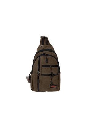Seventeen Kahverengi Sırt Çapraz Body Bag Çanta