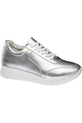 Graceland Deichmann Graceland Kadın Gümüş Sneaker