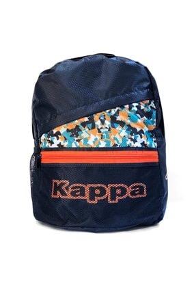 Kappa Unisex Lacivert Sırt Çantası