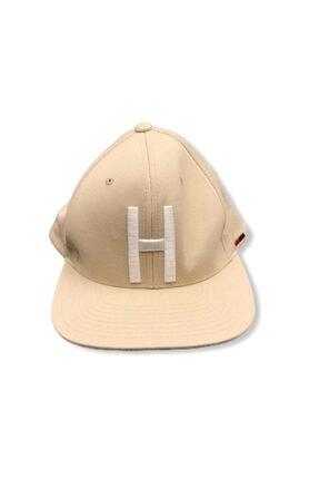 Herschel Herschel Şapka Cap Ribbed Beige