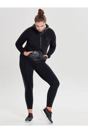Only Kadın Siyah Sweatshirt