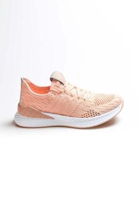 Fast Step Pudra Kadın Sneaker Ayakkabı 925za038