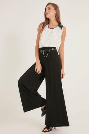 Home Store Kadın Sıyah Pantolon 20101017160
