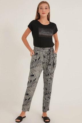 Home Store Kadın Sıyah Pantolon 20230002097