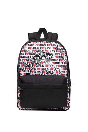 Vans Unisex Realm Backpack Sırt Çantası Vn0a3uı6vda1