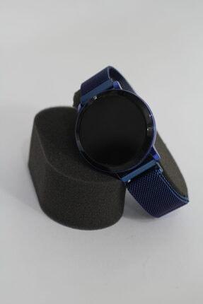 Spectrum Mıknatıslı Dokunmatik Lacivert Unisex Kol Saati Bs154787