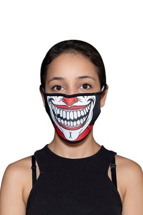 ANGELINO Maske Telli Yıkanabilir Biyeli Us No 06
