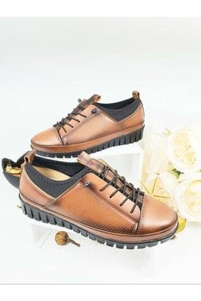 Punto Kadın Taba Günlük Ayakkabı