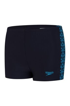 Speedo Endurance 10 Boomstar Erkek Çocuk Aquashort Yüzücü Mayosu