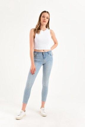 VENA Pamela Premıum Serıes Sky Blue Denim Pantolon