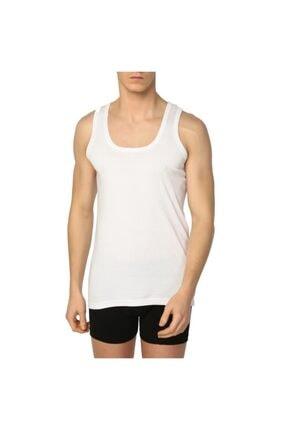 Namaldi 112 Ribana Erkek Atlet Beyaz
