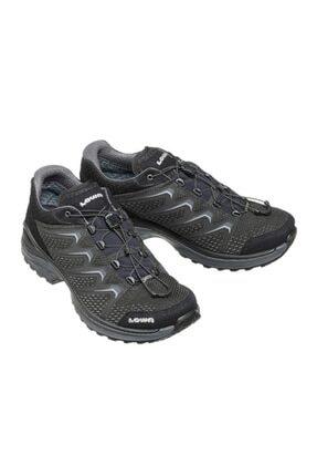 Lowa Unisex Siyah Outdoor Ayakkabı